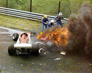 LAUDA CRASH