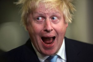 BORIS JOHNSON HAAR