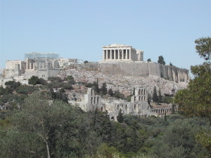 Acropolis, Athens (Greece)